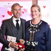 Paul et Luana Belmondo amoureux aux côtés de Corinne Touzet pour un Gala
