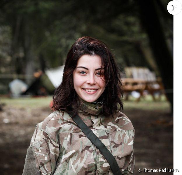 """Maïline (19 ans), candidate du """"Sens de l'effort"""" sur M6."""