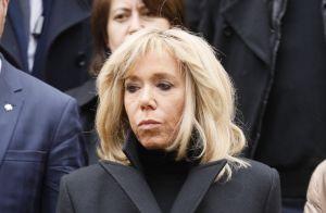 Brigitte Macron aux obsèques de Michel Legrand face au chagrin de Macha Méril