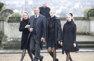 Les obsèques du comte de Paris, menées par son fils Jean prétendant au trône
