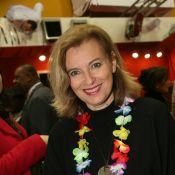 Valérie Trierweiler : Week-end gourmand avec Nicoletta et Jeane Manson