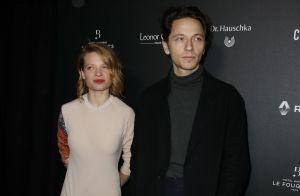 Mélanie Thierry et Raphaël : Les amoureux discrets réunis aux Globes de cristal