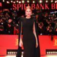 """Toni Garrn (robe Alex Perry) à la cérémonie d'ouverture du 69ème Festival International du Film de Berlin, La Berlinale le 7 février 2019. La soirée d'ouverture est suivie par la projection du film """"The Kindness of Strangers"""""""