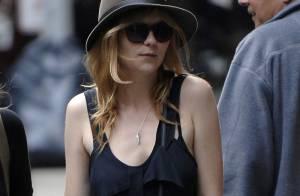 Kirsten Dunst : quand elle sort entre copines, son look est plutôt... déprimant ! Regardez !