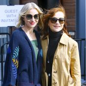 Isabelle Huppert : Frenchy stylée à la Fashion Week de New York