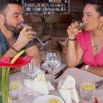 """Raoul et Laetitia - """"L'amour est dans le pré 2018"""", sur M6. Le 22 octobre 2018."""