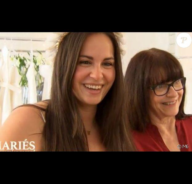 """Marlène de """"Mariés au premier regard 3"""", 11 février 2019, sur M6"""