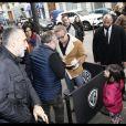 """Exclusif - Fabien Onteniente, Franck Dubosc - Avant-première du film """"All Inclusive"""" au Gaumont Opéra à Paris le 3 février 2019. © Alain Guizard/Bestimage"""
