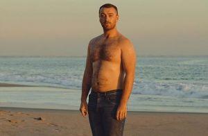 Sam Smith, aminci, pose torse nu et veut arrêter de changer son corps