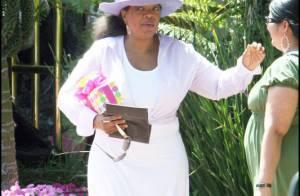 Bien que très riche, Oprah Winfrey est comme nous : sans maquillage, ce n'est pas terrible du tout !