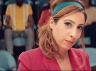 Léa Salamé : La journaliste chante et se moque d'elle-même dans un clip