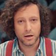 """Séverin dans le clip de """"L'Interview"""", le 13 février 2019."""