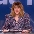 """Daphné Bürki à l'antenne de son émission """"Je t'aime etc."""" (France 2) vendredi 15 février 2019."""