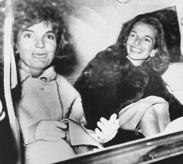 Lee Radziwill, la sœur de Jackie Kennedy, est morte à 85 ans
