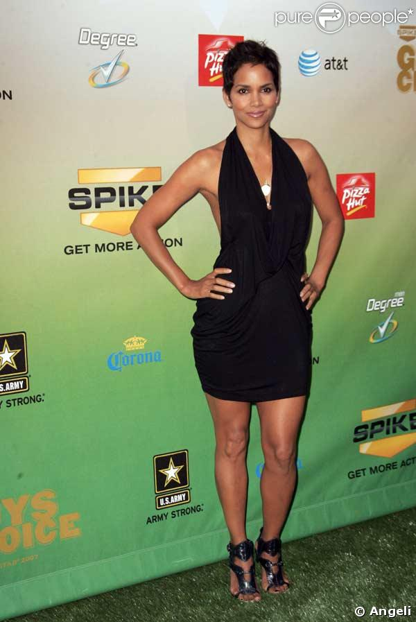 Halle Berry aux Spike TV Guys Choice Awards