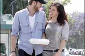 Sophia Bush des Frères Scott, tellement amoureuse... qu'elle en perd l'appétit !
