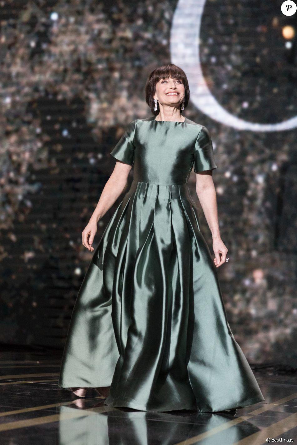 Kristin Scott Thomas - 44ème cérémonie des César à la salle Pleyel à Paris. Le 22 février 2019 © Borde-Jacovides / Bestimage