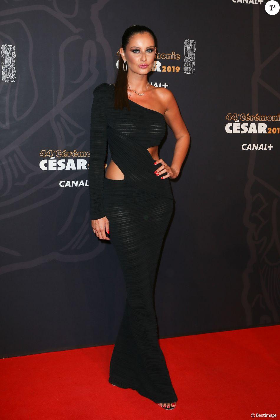 Malika Ménard - Photocall de la 44ème cérémonie des César à la salle Pleyel à Paris. Le 22 février 2019 © Borde-Jacovides / Bestimage