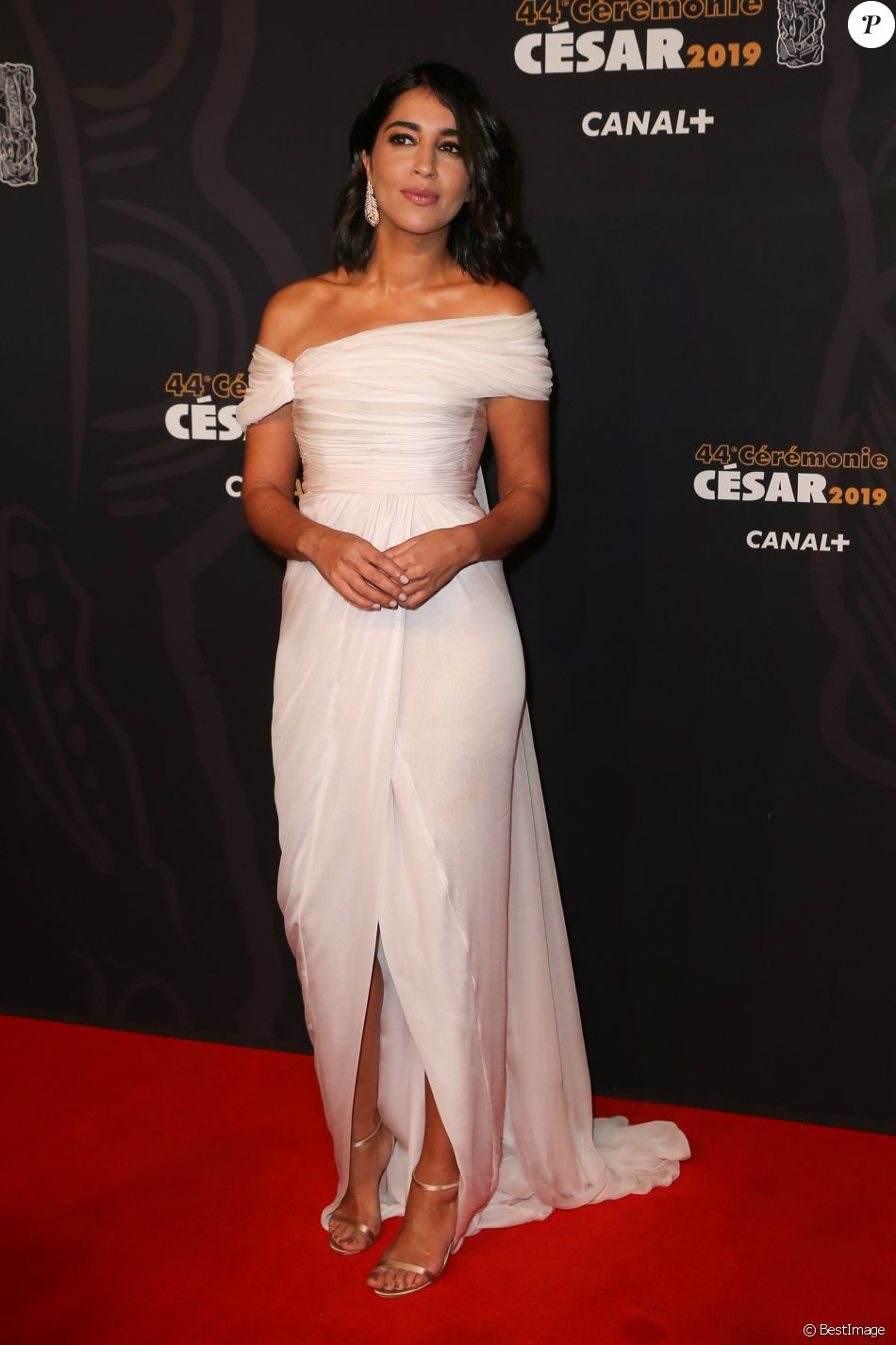 Leïla Bekhti - Photocall de la 44ème cérémonie des César à la salle Pleyel à Paris. Le 22 février 2019 © Borde-Jacovides / Bestimage