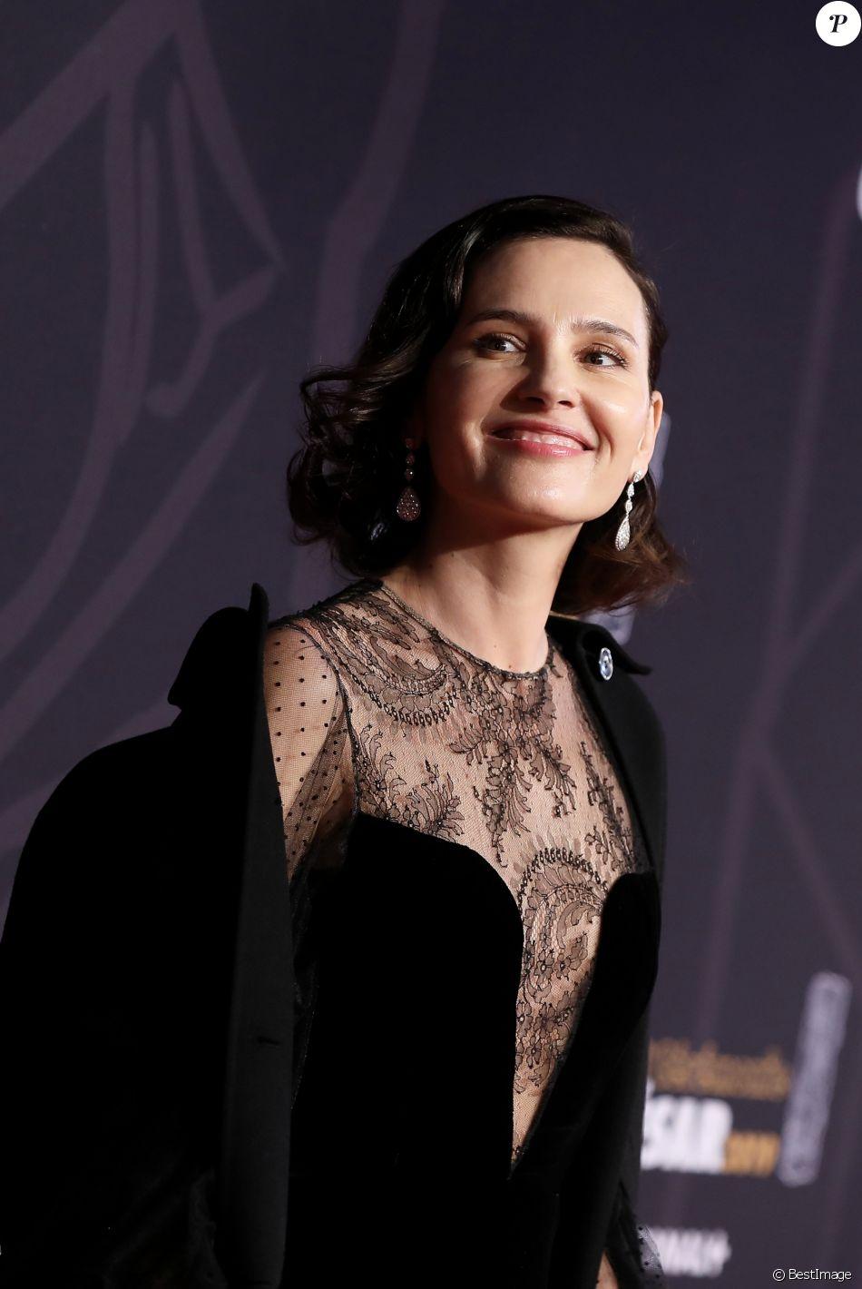 Virginie Ledoyen - Photocall de la 44ème cérémonie des César à la salle Pleyel à Paris. Le 22 février 2019 © Borde-Jacovides / Bestimage