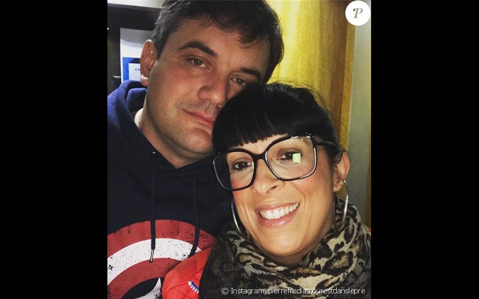 Pierre et Frédéric à Portes de Versailles pour le Salon de l'agriculture - Instagram, 22 février 2019