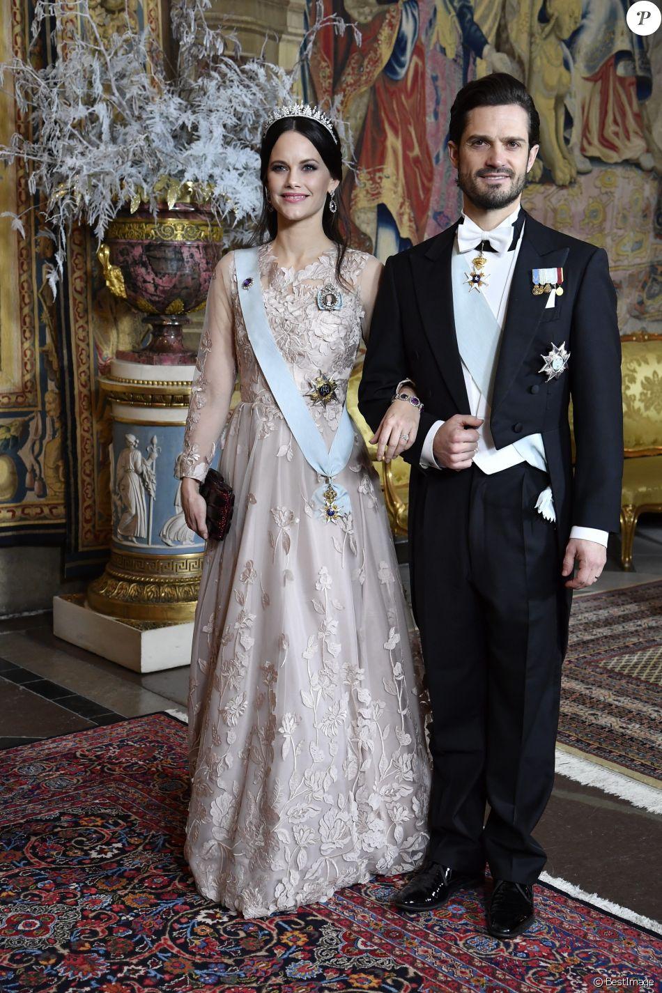 Le prince Carl Philip de Suède et la princesse Sofia au ...
