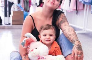 Fanny (Secret Story 10) : Son fils Diego a bien grandi, la preuve en photos !