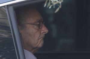 Jacques Chirac, malade, ne
