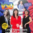 """Couverture du magazine """"VSD"""", numéro de mars 2019."""