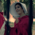 "Florence Foresti parodie ""The Handmaid's Tale : la servante écarlate"" - mars 2019. Avec Leïla Bekhti et Géraldine Nakache."