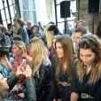 Iris Mittenaere et Laury Thilleman - People au défilé de mode Paul & Joe collection prêt-à-porter Automne-Hiver 2019/2020 lors de la fashion week à Paris, le 3 mars 2019. © Veeren/CVS/Bestimage