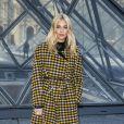 Sienna Miller - Photocall du défilé Louis Vuitton collection prêt-à-porter Automne-Hiver lors de la fashion week à Paris, le 5 mars 2019. © Olivier Borde/Bestimage