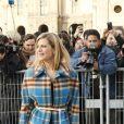 Marina Foïs - Arrivée des people au défilé Louis Vuitton collection prêt-à-porter Automne-Hiver lors de la fashion week à Paris, le 5 mars 2019. © Veeren/CVS/Bestimage