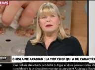 Top Chef : Ghislaine Arabian sévère avec les candidats et leur manque d'humilité