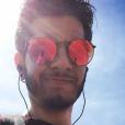 Jonas Ben Ahmed (Plus belle la vie) - Instagram