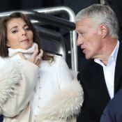 Didier Deschamps et sa femme Claude témoins de la débâcle du PSG, Hanouna dépité