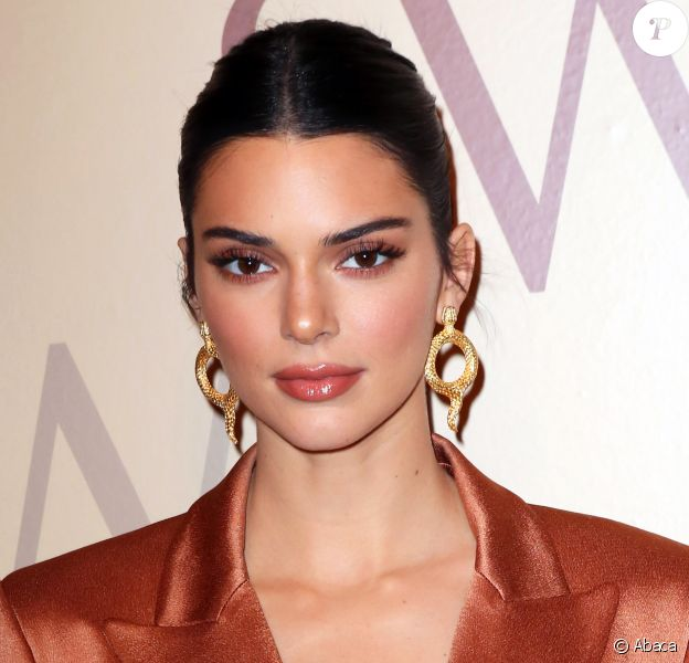 Kendall Jenner assiste au lancement de #SWWalk de Stuart Weitzman à New York. Le 12 février 2019.