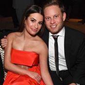Lea Michele mariée : la jolie robe de la star de Glee dévoilée