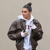 Kendall Jenner : Un serpent se glisse dans ses cheveux