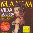 La sexy Vida Guerra pour le magazine Maxim !