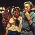 Charlotte et Serge Gainsbourg dans Charlotte for ever