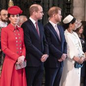 Meghan Markle et Harry officiellement séparés de William et Kate Middleton