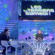 Yann Moix dans Les Terriens du samedi - 16 mars 2019, C8