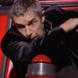 """Godi dans """"The Voice 8"""" sur TF1, le 2 mars 2019."""