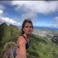 "Clémentine de ""Koh-Lanta"" à Hawai - Instagram, 6 mars 2019"