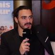 """Benjamin Samat des """"Marseillais"""" en interview pour """"Purepeople"""" - 13 février 2019"""