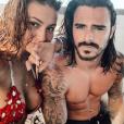 Alix et Benjamin des Marseillais en amoureux - mars 2019