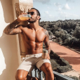 "Benjamin Samat des ""Marseillais"" torse nu sur Instagram, 17 mars 2019"