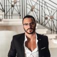 Benjamin Samat pose sur Instagram, 8 mars 2019