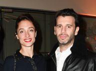 Patrick Poivre d'Arvor et Dorothée Gilbert réunis à Paris pour Ridley Scott